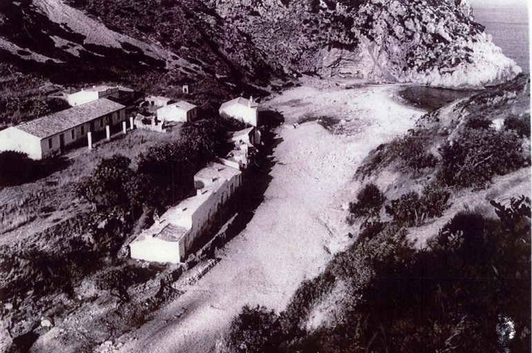 Parcela del antiguo Cuartel de la Granadella