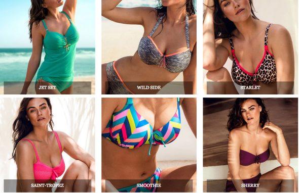 Bikinis y bañadores PrimaDonna