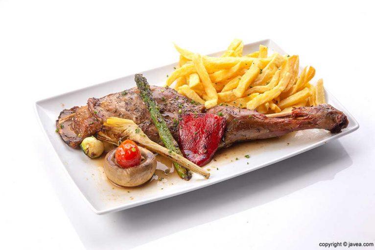 Cordero Restaurante Noray