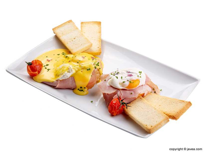 Esmorzar a Xàbia Restaurant Norai