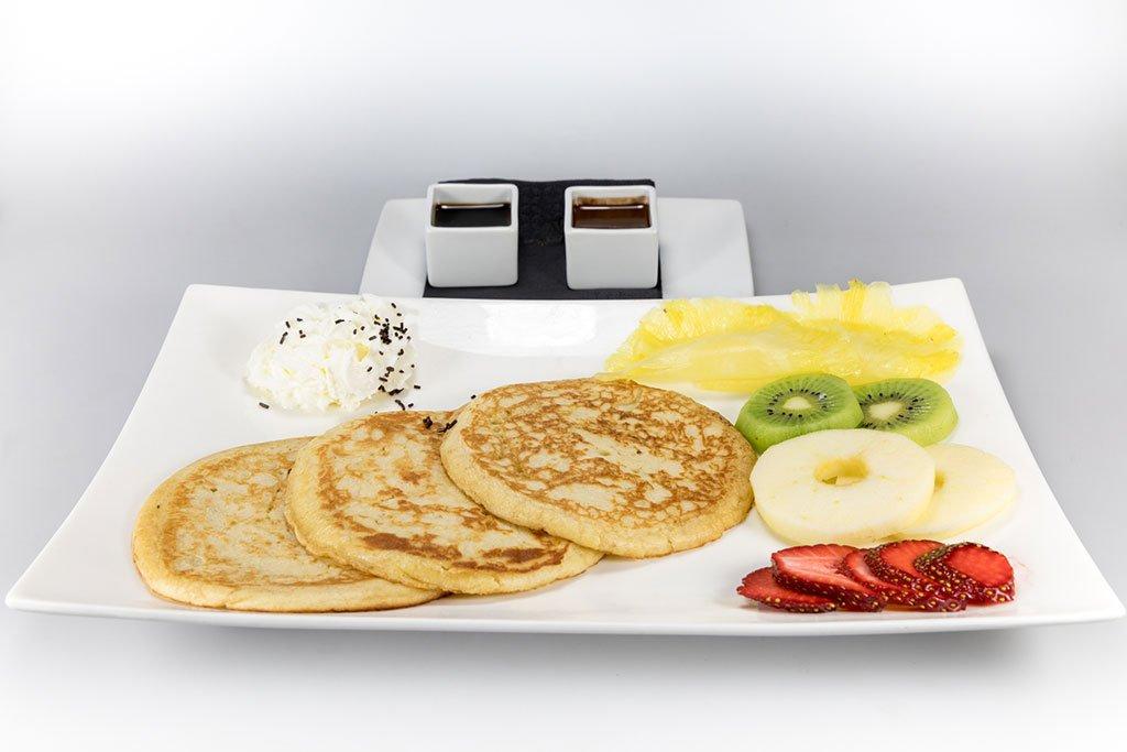 Esmorzar dolç al Restaurant Norai