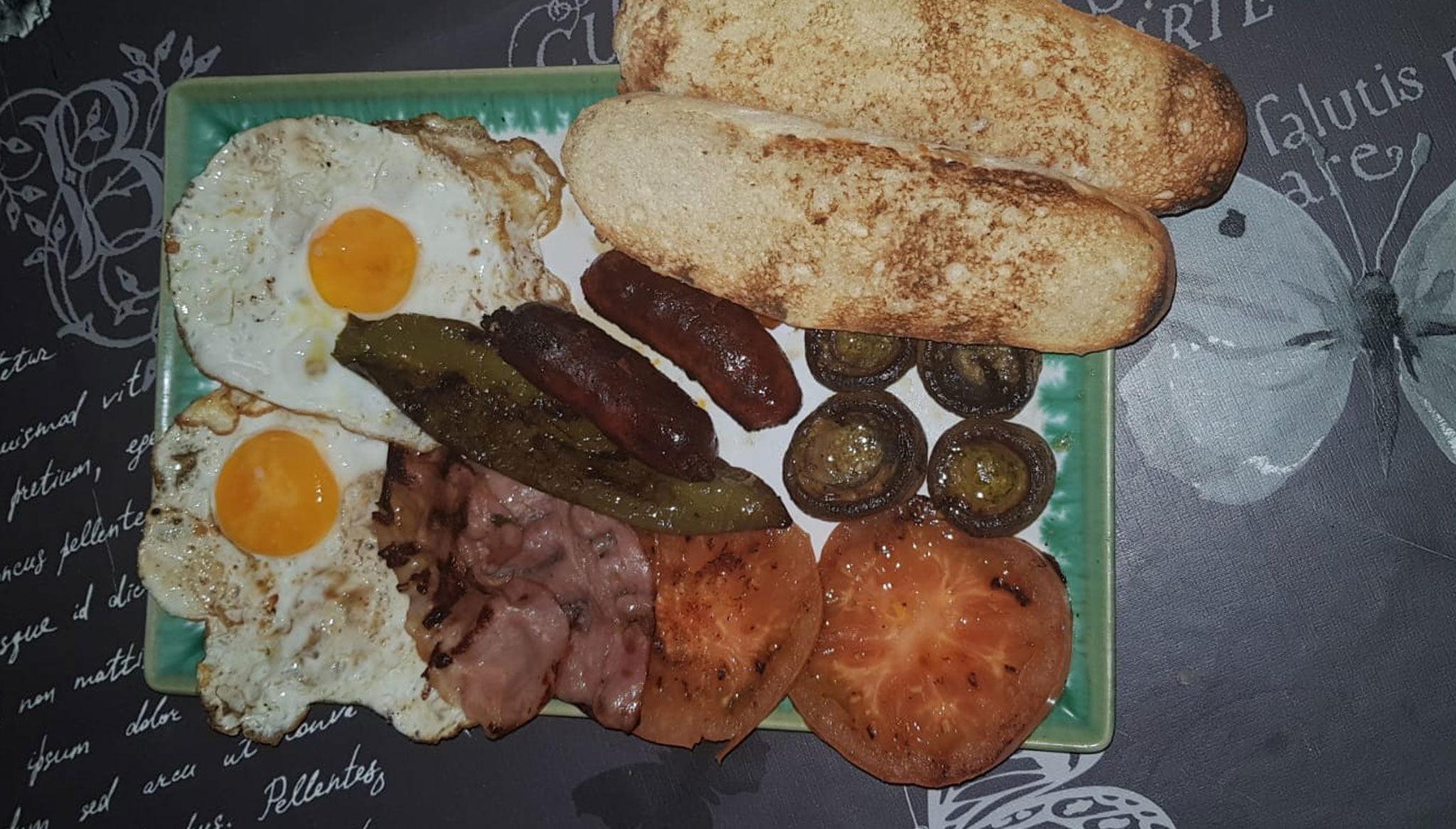Desayuno nuevo «Raconet» – El Raconet