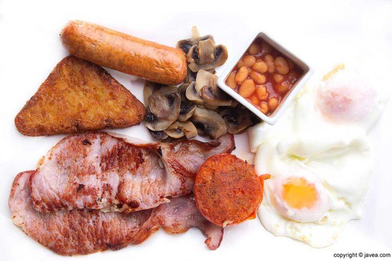 Desayunos Restaurante Noray