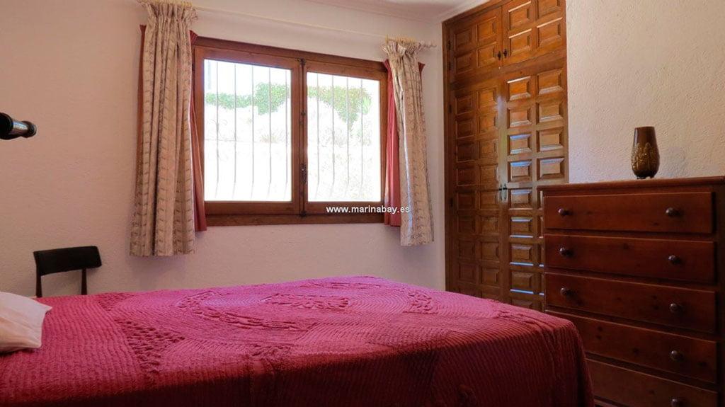 Dormitorio Marina Bay Homes