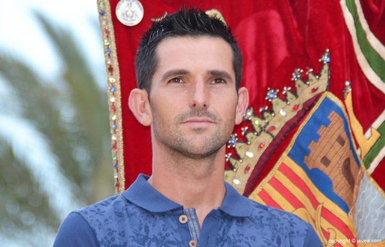 El capitán José Manuel García