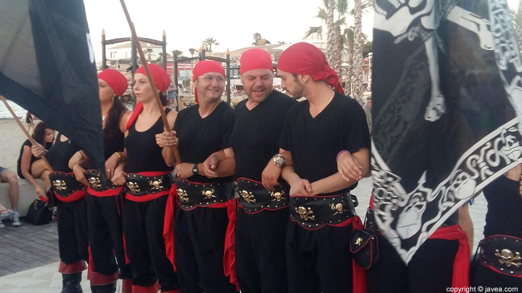Filà Pirates de San Jaume
