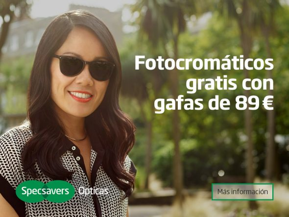 Fotocromaticos Specsavers Opticas