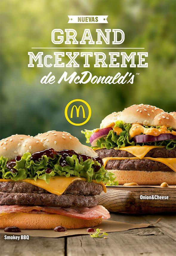 Grand McExtrem Mcdonald's