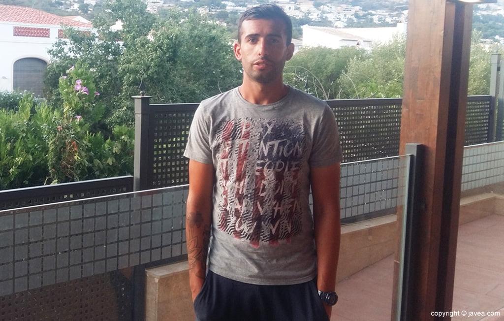 Javi Hernández nuevo jugador del CD Dénia