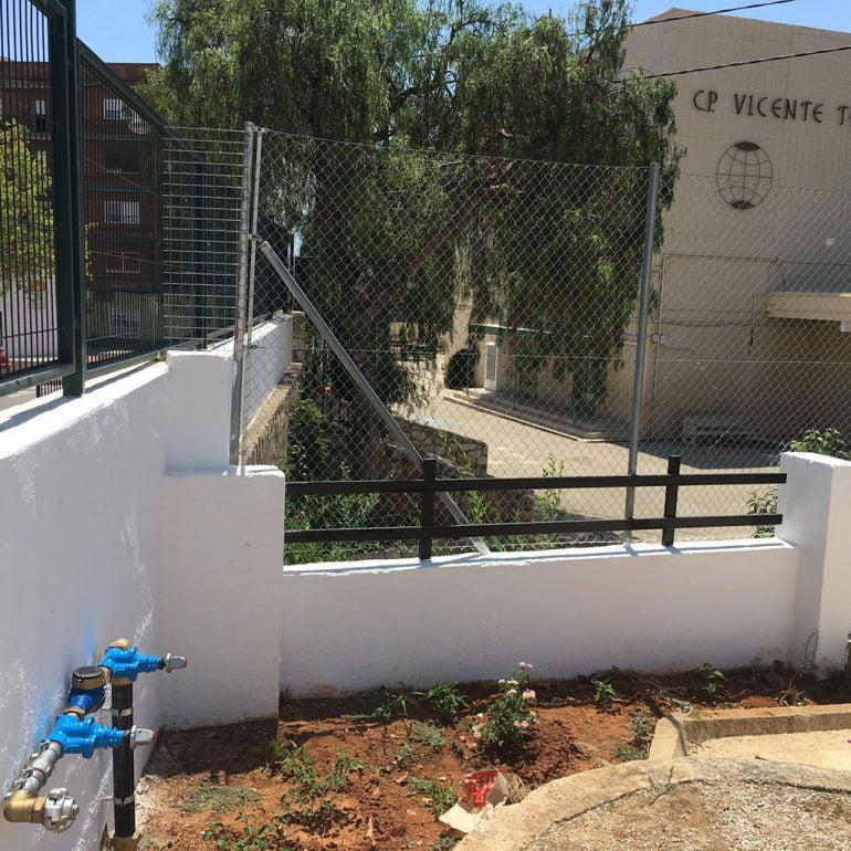Nuevo hidrante calle Ramon Llido