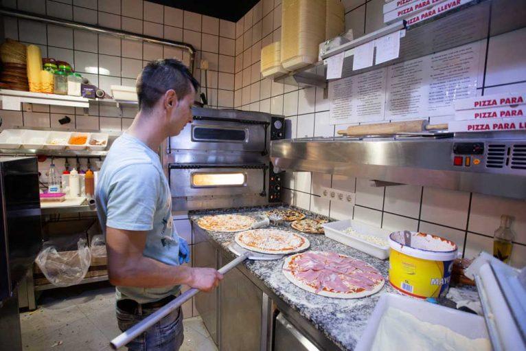 Pizzeria El Raconet