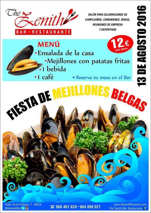 Restaurante Zenit Mejillones