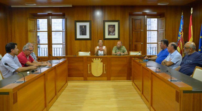 Reunión del Consejo Agrario de Xàbia