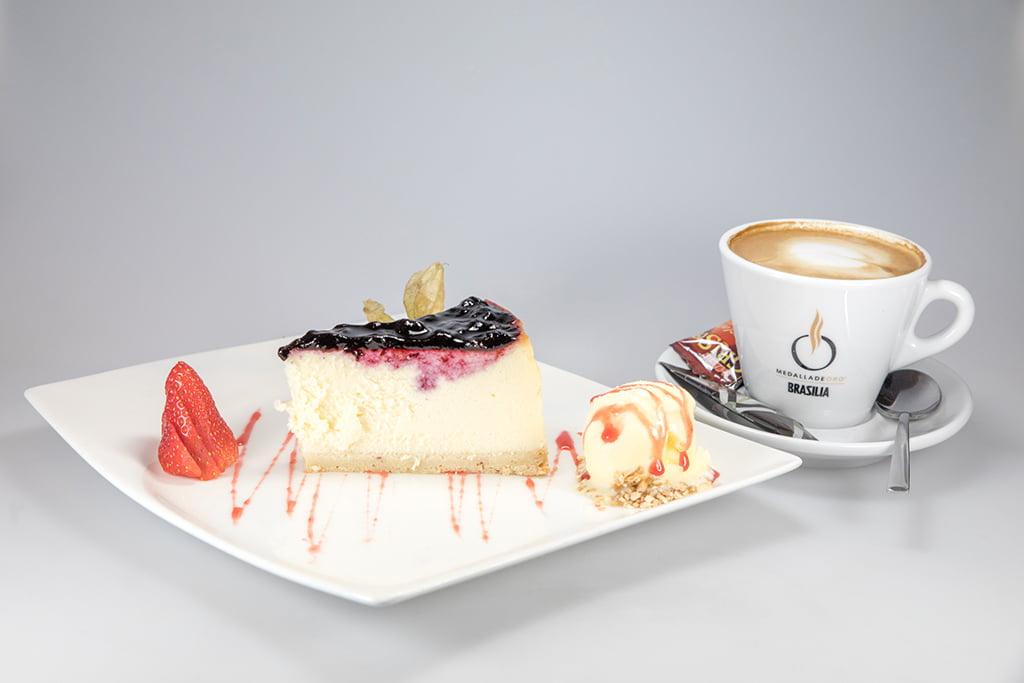Tarta y café Restaurante Noray
