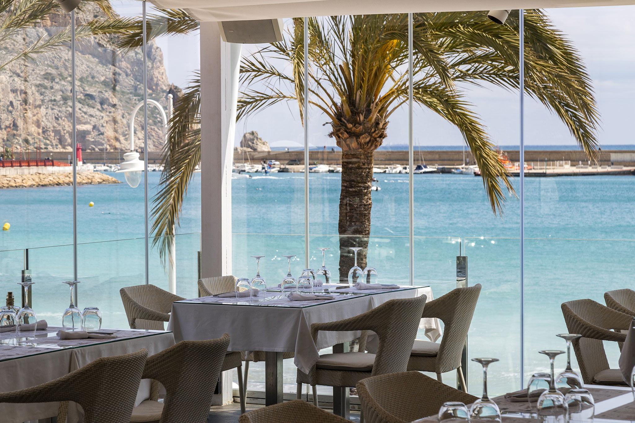 Vistas Mediterráneo Restaurante Noray