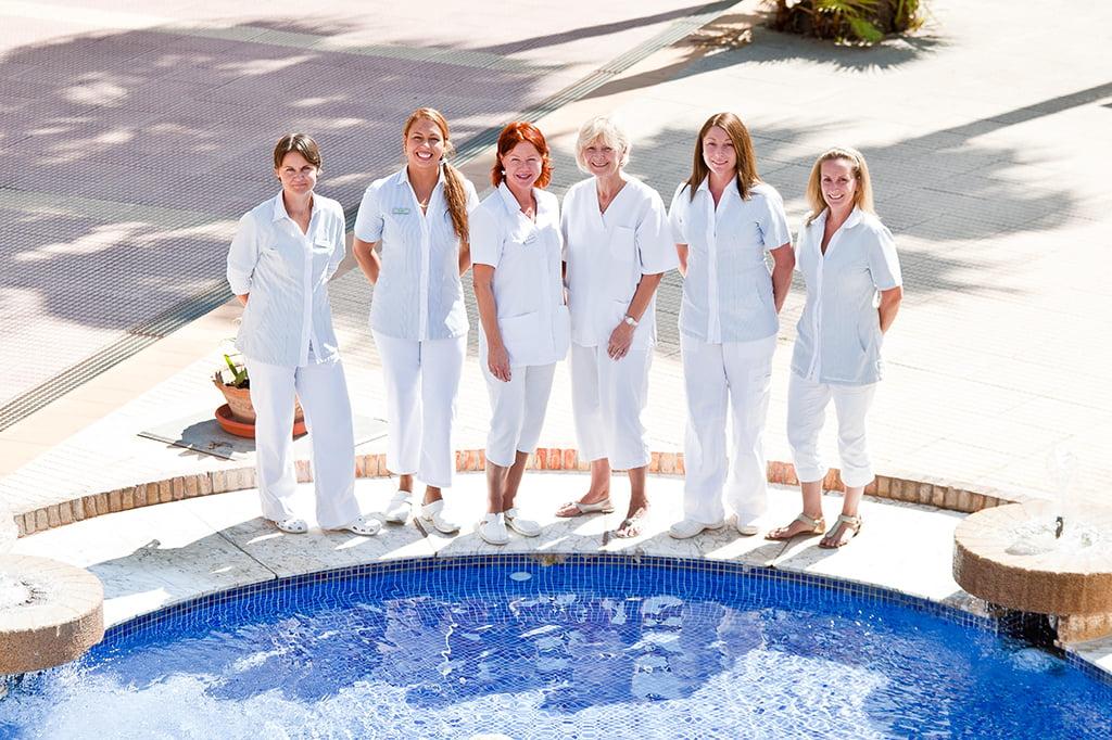equipo clinica dental la plaza