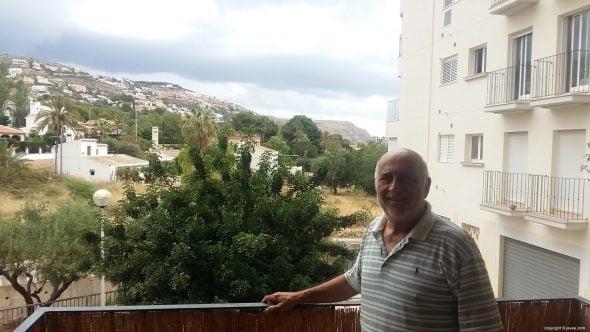 A Francisco Pastor se le ha concedido el premio Villa de Xàbia