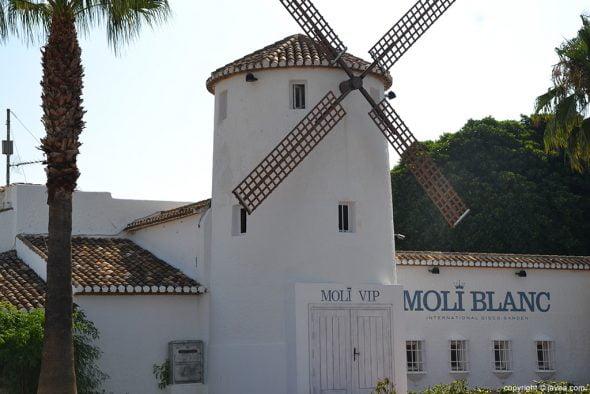 Discoteca Molí Blanc