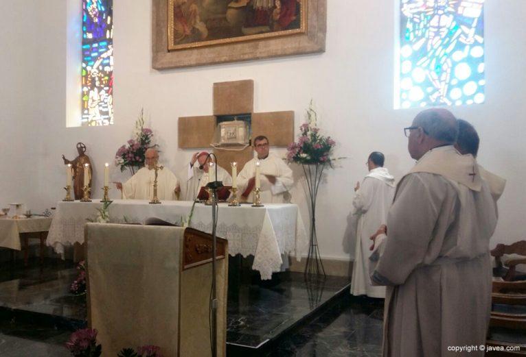 Momento de la misa