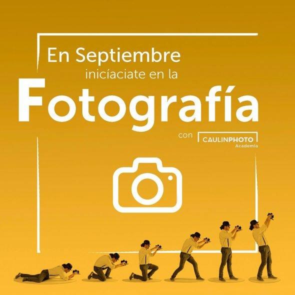 Nuevo curso septiembre Caulinphoto