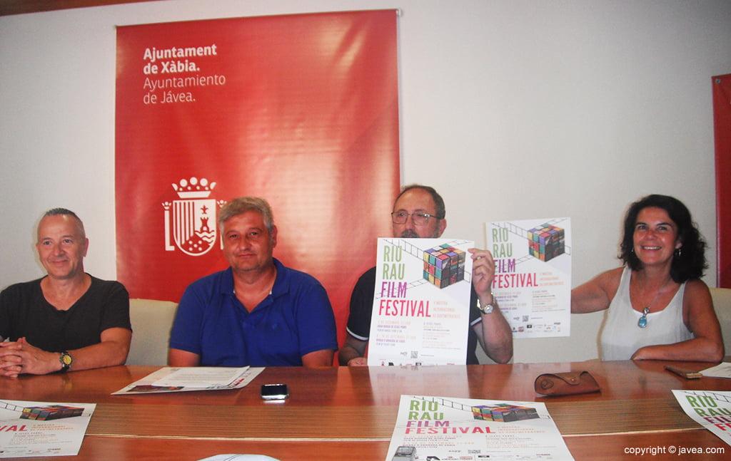 Presentació del Riu Rau Film Festival