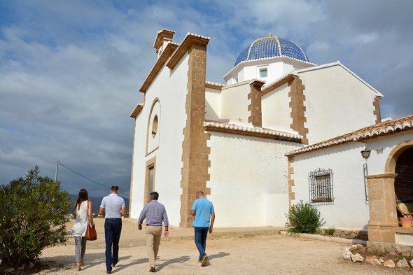 Rehabilitación de la Ermita del Calvario