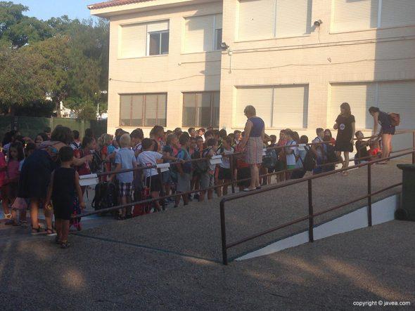 El colegio Trenc d'Alba
