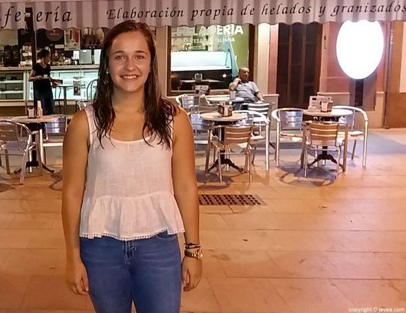 Ana Bisquert Ribes, joven xabiera triatleta