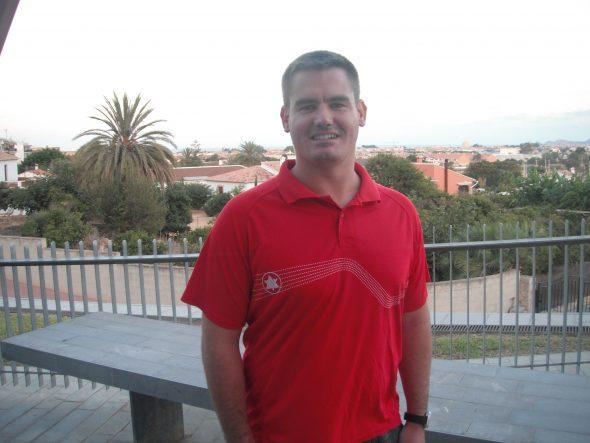 Rafael Andarias pertenece al Club Náutico de Xàbia