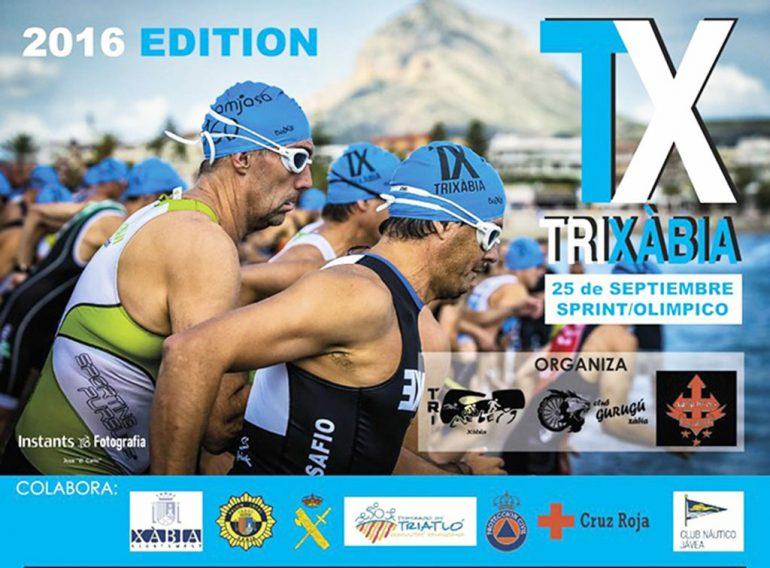 Cartel del TriXàbia 2016