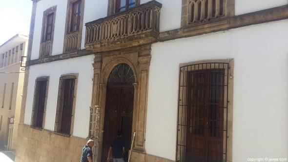 Casa Abadía, casa del párroco