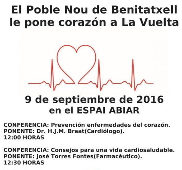 Conferencias impartidas por cardiólogos