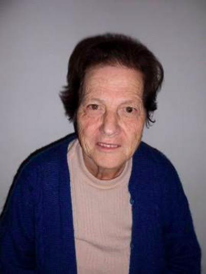 Isabel, mujer desaparecida
