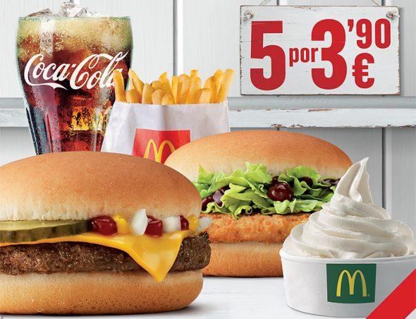 Mes McNífico McDonald's