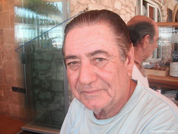 Pepe Cruañes, conocido como Mollet