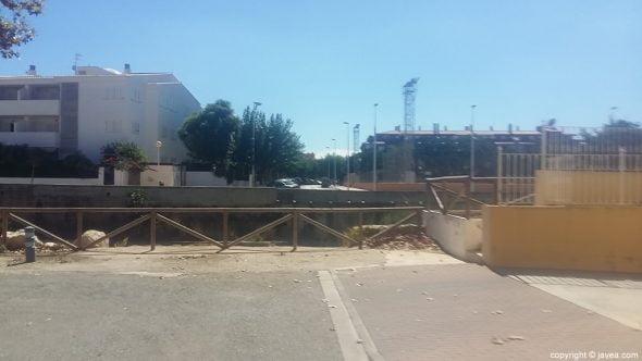 Puente Genova, está en proyecto de rehabilitación