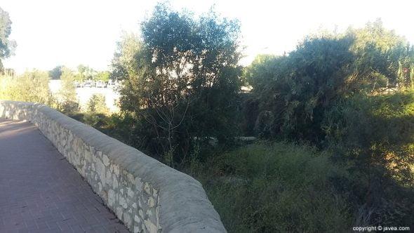 Cauce del Rio Gorgos