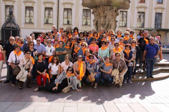 Viaje grupo Asociación de Amas de Casa Jávea