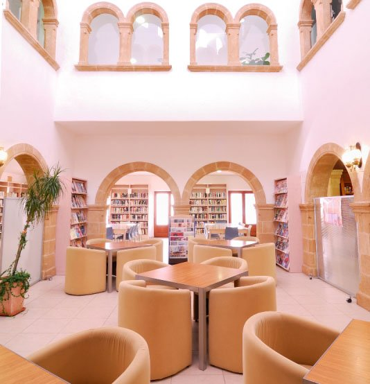 Biblioteca Municipal de Xàbia