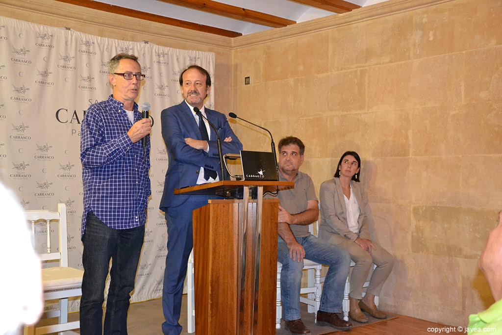 El Bufete de abogados de Jaime Navarro