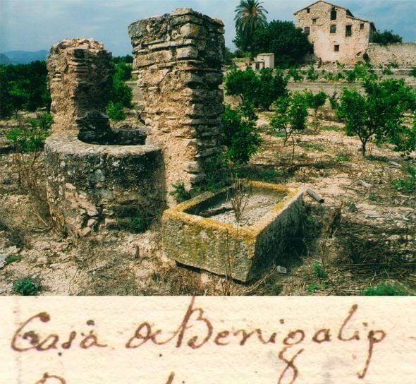 Casa Benigalip, casa con muchahistoria