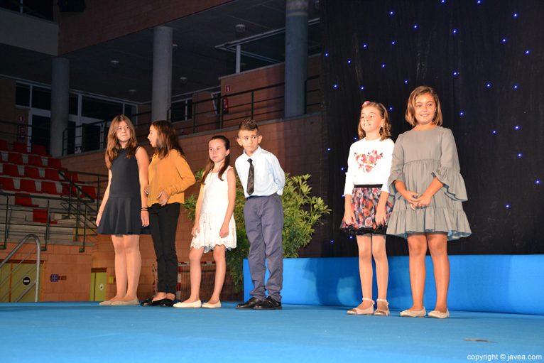 Miembros de la Comisión Juvenil