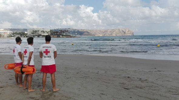 Vigilantes de la Cruz Roja