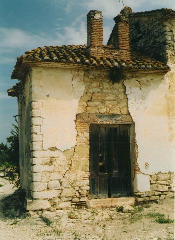 Ermita adosada a la casa Benigalip