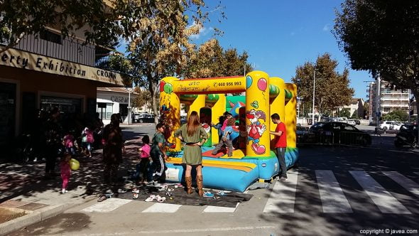 Fiesta findel verano