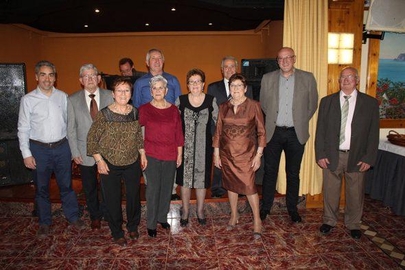 Grupo de jubilados de Benitatxell