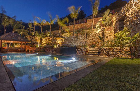 Gunitec blunts with pool construction dream for Gunitec piscinas
