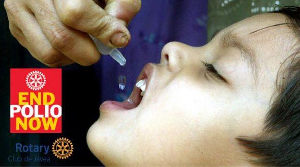 El Rotary Club Javea organiza una marcha contra la polio