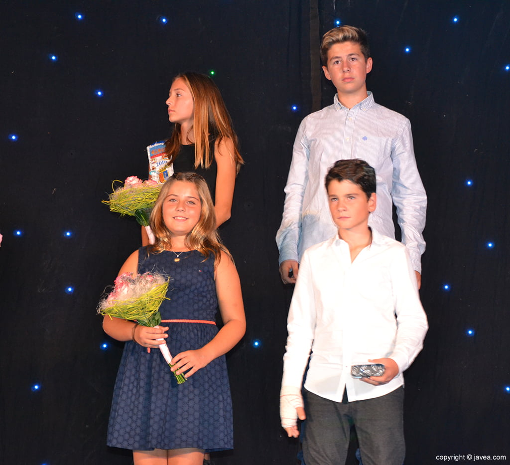 Presidentes juveniles