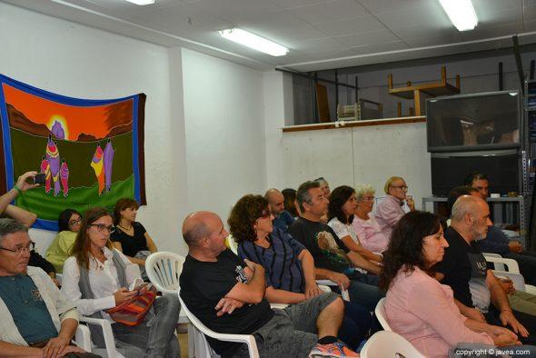 Podemos Xàbia presenta los proyectos sociales